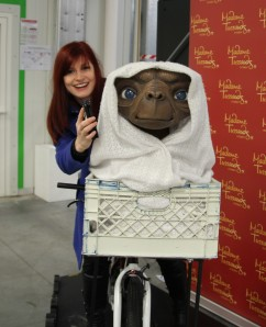 Helping E.T. phone home